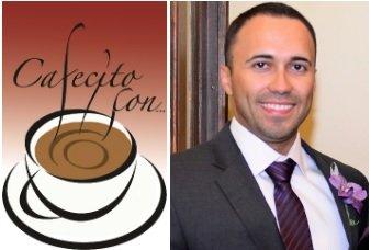 Cafecito con Antonio Cruz